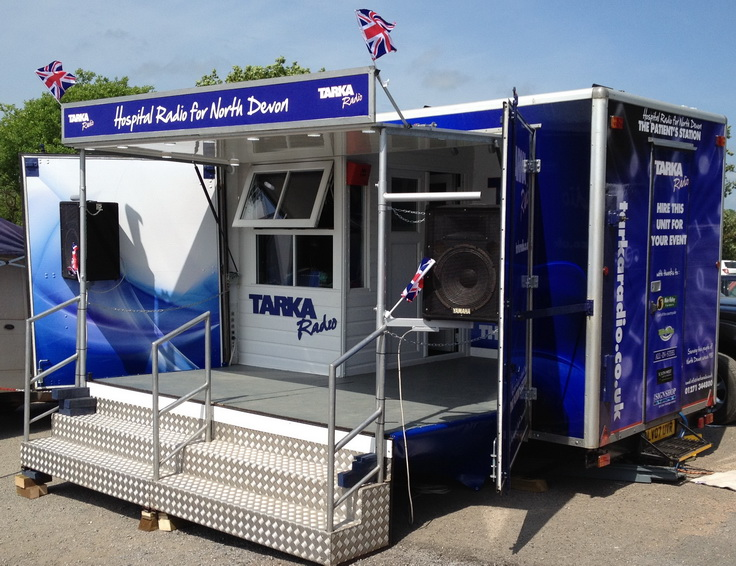 Tarka Radio Outside Events Unit